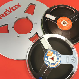 Reel to Reel new blank audio tape