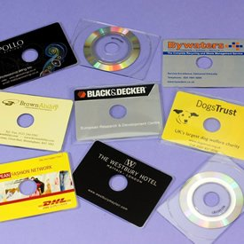 Business card CDs
