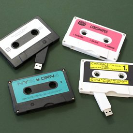 Audio Cassette USB memory